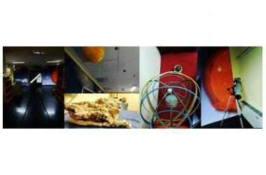 Sabato 19 gennaio, ore 19,00, inaugurazione del percorso espositivo museale del Planetario di Caserta.