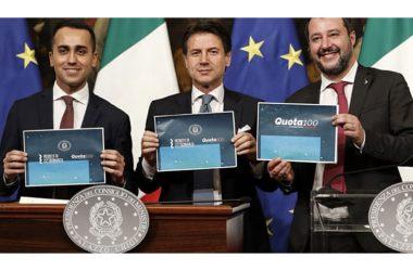 """Reddito di cittadinanza e pensione con """"Quota 100"""": tutte le novità del """"decretone"""""""