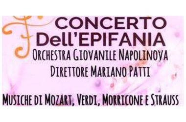Concerto dell'Epifana della Orchestra Giovanile NapoliNova
