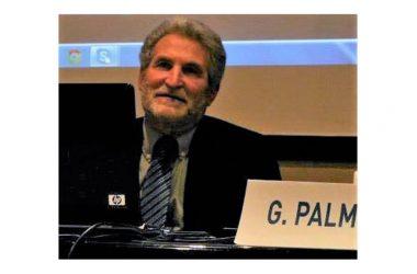 GOFFREDO PALMERINI IN RAI, POI A TORINO, MILANO E DESENZANO CON IL SUO ULTIMO LIBRO