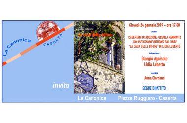 Caserta – Giorgio Agnisola ricorderà la figura di Ursula Pannwitz
