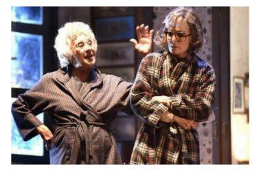 """Domenica 13 gennaio: Isa Danieli e Giuliana De Sio in """"Le Signorine"""", al Teatro Ricciardi di Capua"""