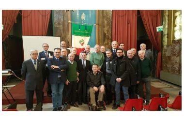 Il Ten. Col. PAGLIA ed il Generale De Pascale in visita all' UNMS