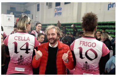 La Golden Tulip Volalto 2.0 Caserta vince  3-0 al PalaVignola contro l'Acqua&Sapone Roma Volley Group.