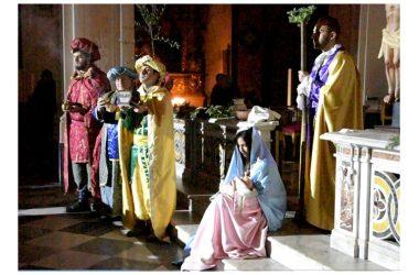 Parrocchia Ave Gratia Plena Piedimonte Matese (CE) – Cantata dei Pastori.