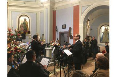 Parrocchia di San Benedetto Abate:  Concerto per la Santa Famiglia