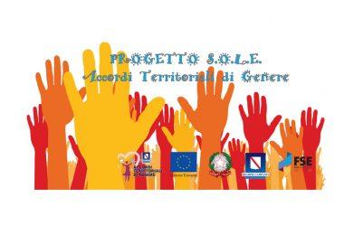 REGIONE CAMPANIA FSE 2014-2020 ACCORDI DI GENERE – APERTURA CONCILIA POINT
