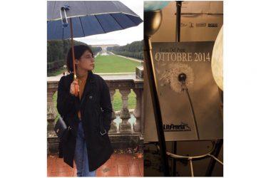 Ottobre 2014, Luisa Del Prete presenta il suo libro al Sound Music Club