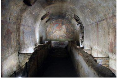 Ripartire con la cultura: Il Mitreo di Santa Maria Capua Vetere
