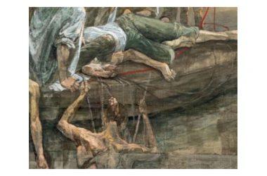 Ciclo pittorico di Safet Zec – EXODUS – Mostra e incontri (Roma, Chiesa di San Francesco Saverio del Caravita, inaugurazione 20 febbraio 2019)