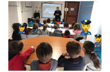 """Capua. All'Istituto paritario """"Paideia"""" di Capua un corso di educazione stradale per i bambini."""