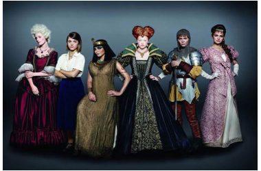 Donne che hanno cambiato la Storia
