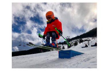 SCI – il CAM lancia il nuovo Mini Sci per i piccoli sciatori