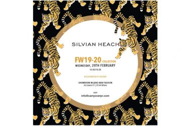 New collection  SILVIAN HEACH