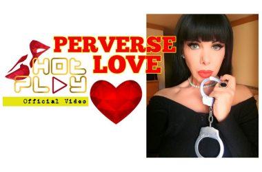 L'ex pornostar Sonia Eyes nel nuovo video musicale degli Hot Play.