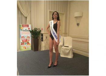 Brusciano Silvia Allocca 2^ a Miss Salute 2019 sarà al Convegno Ambiente e Salute dell'Associazione Terra Nostra