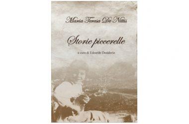 """Sabato 23 febbraio la presentazione del libro """"Storie piccerelle"""" di Maria Teresa De Nittis"""