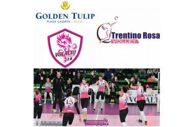Golden Tulip Volalto 2.0 Caserta torna in campo, a Caserta arriverà la Delta Informatica Trentino