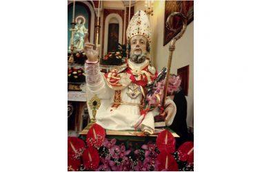 Aspettando la festività di San Biagio: martire e vittima per la fede