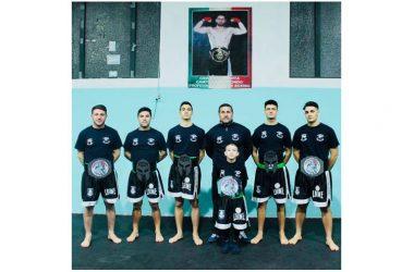 Boxing Improta conquista sette cinture nazionali I.C.O-A.SI. ad Aversa