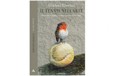 16 febbraio ore 11.30, Tennis Club Napoli, presentazione del libro di Gianni Clerici IL TENNIS NELL'ARTE