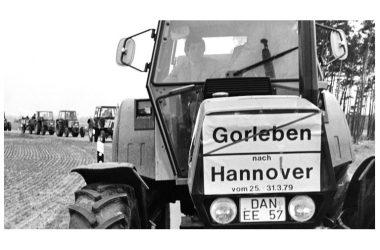 Germania Gorleben Treck 40 anni dopo