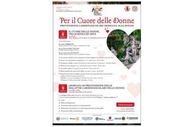 Ospedale di Caserta, l'8 marzo è dedicato al cuore delle donne. Convegno e visite gratuite