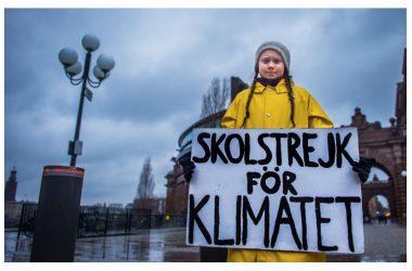 Pianeta Terra 1.600.000 in Marcia per il Clima con Greta Thunberg
