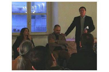 Casagiove, Presentato ieri nel salone del QMB il libro Mani Tese di Vincenzo Romano