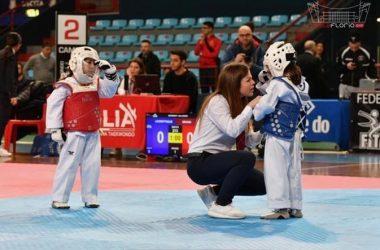 Taekwondo -Comunicato Stampa C.R. Campano