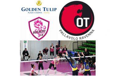La Golden Tulip Volalto 2.0 Caserta dopo 15 giorni torna a giocare tra le mura amiche del PalaVignola di Caserta