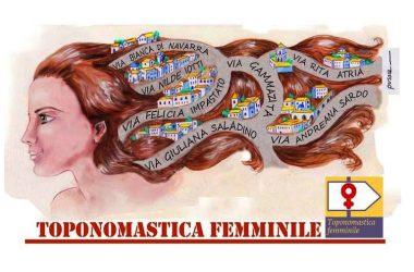 """Gruppo casertano di Toponomastica Femminile:  """"recuperiamo la memoria storica  di figure femminili del territorio""""."""