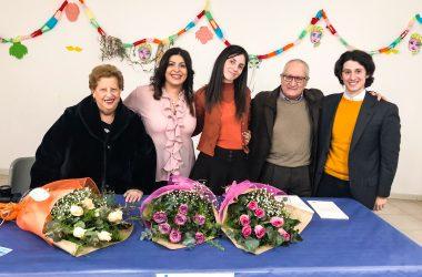 Cancello ed Arnone: Grande successo per la presentazione del libro di Adriana Caprio, la sua musica, insieme a Gabriele Luberto, ha magnetizzato la platea.