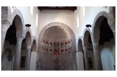 Ripartire con la cultura  Le Chiese dei Ss. Rufo-Carponio e Gesù Gonfalone a Capua
