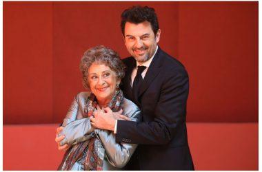 """ISA DANIELI ed ENRICO IANNIELLO al teatro Sannazaro in """"Giacomino e mammà"""" da venerdì 12 aprile"""