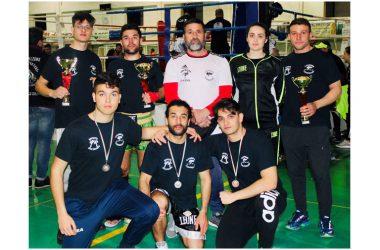 Boxers Improta, tre primi posti alla coppa Italia I.C.O. 2019 di Taranto