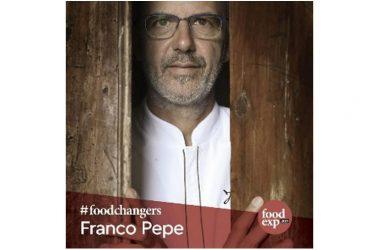 FOODEXP 2019: A LECCE, TRA I GRANDI NOMI DELLA CUCINA,  L'ARTIGIANO DELLA PIZZA FRANCO PEPE