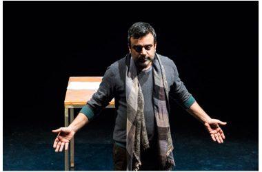 Domenica 28 aprile – Massimiliano Civica al Teatro CIvico 14