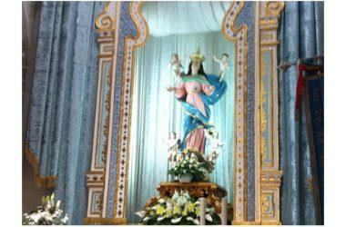 Cancello ed Arnone – Programma  Pasquale nella Parrocchia Maria SS. assunta in cielo