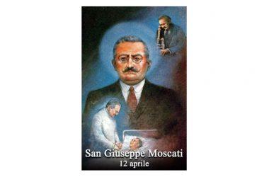 IL SANTO di oggi 12 Aprile – San Giuseppe Moscati