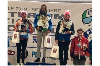 sport SCI – L'argento della Daudi chiude la stagione dello sci campano in bellezza