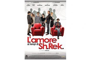 """Prmière del film """"L'amore ai tempi di Sh.Rek"""" di A. Derviso, 10-4-19 ore 20.30 cinema La Perla a Napoli"""