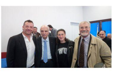 Napoli verso le Universiadi 2019