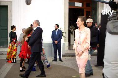 Il brand Sofia Monsurrò al matrimonio di Patrizia e Savastano in Gomorra 4