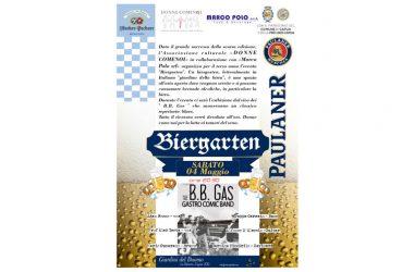 """Capua. Per gli amanti della birra, tutto pronto per """"Biergarten"""""""