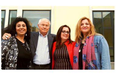 Barbara Ruggiero è il nuovo Presidente dell'Assostampa Campania Valle del Sarno e Giuseppe Petrucciani, Presidente del Collegio dei Revisori dei  conti per il prossimo quadriennio ( 2019/2023)