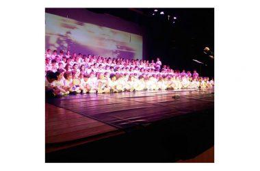 """CASERTA – Spettacolo di fine anno decisamente emozionante quello messo in piedi dalla scuola primaria """"Sacro Cuore"""""""
