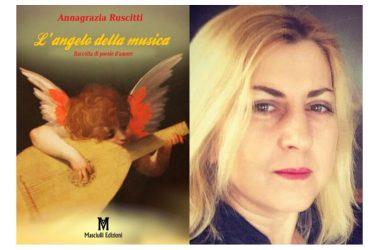 """Masciulli Edizioni. """"L'Angelo della Musica"""": alla scoperta della poesia di Annagrazia Ruscitti"""