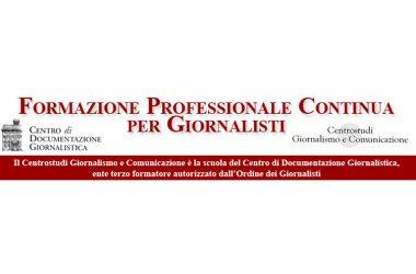 """NAPOLI – Corso """"Instagram per il giornalismo e la comunicazione"""" – 16 crediti per giornalisti"""