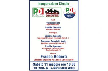 TOUR DI FRANCO ROBERTI E CAMILLA SGAMBATO